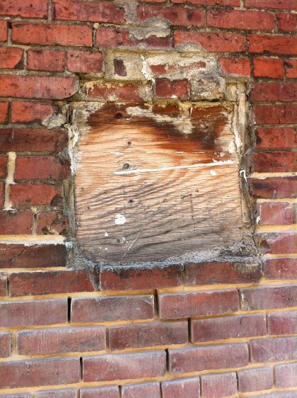 Brick Wall Repair Victoria, Duncan, BC